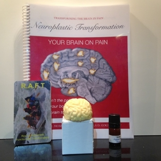 Book, Cards, Brain and Oil Package Savings